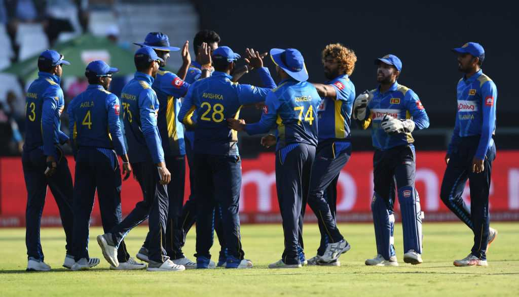 Sri Lanka Probable Playing 11 for ICC Cricket World Cup 2019