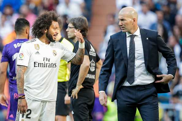 Marcelo: Zidane eyes Premier League star as replacement for Real Madrid star in a summer move
