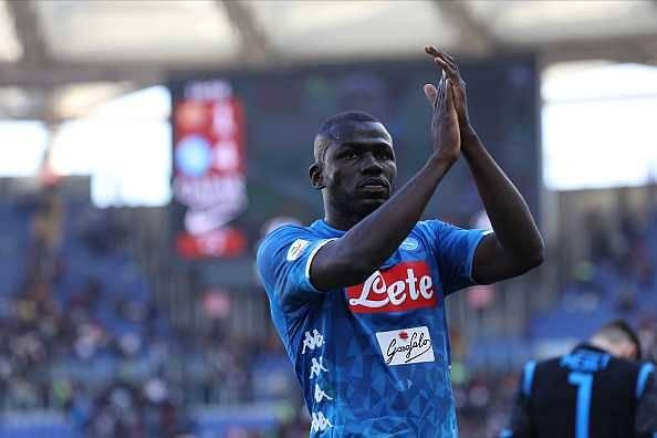 Man Utd Transfer News: Napoli respond to Manchester United's €110 million bid for Kalidou Koulibaly