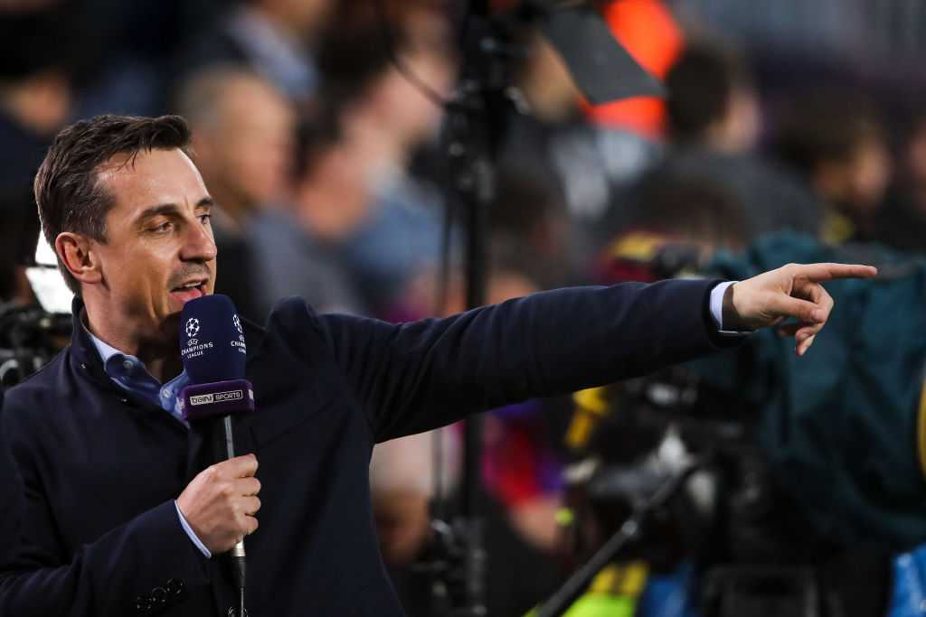 Gary Neville: Ex-Manchester United player makes a cheeky request ahead of Liverpool game on final gameweek