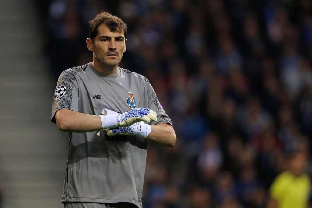 Iker Casillas heart attack: Porto goalkeeper reportedly suffers heart attack