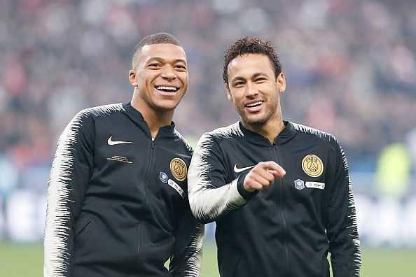 Neymar and Mbappe's future uncertain at PSG says Tuchel