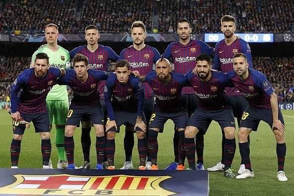 Barcelona Vs Valencia Copa Del Rey Final: Barcelona star ...