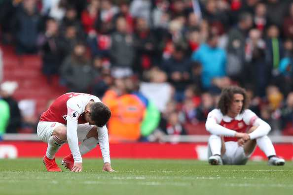 Arsenal Vs Brighton: Twitter reactions on Gunners failing to clinch three points as top four hopes draws curtains