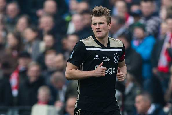 Matthijs De Ligt: Ajax Skipper takes decision over potential move to Manchester United