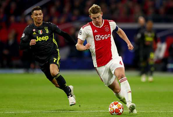 Matthijs De Ligt transfer: Barcelona dealt with huge blow as they fear losing their prime target to Cristiano Ronaldo's Juventus