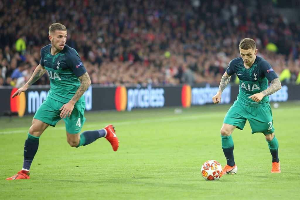 Man Utd Transfer News: Manchester United to bid £30 million for Tottenham star defender