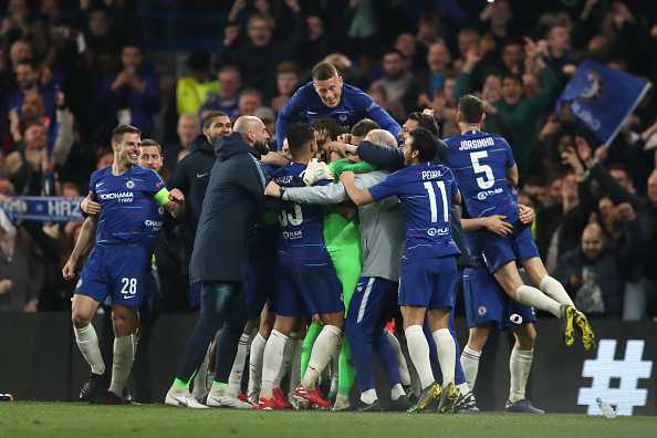 Chelsea Vs Frankfurt: Twitter reactions on Eden Hazard taking Chelsea to Europa League final
