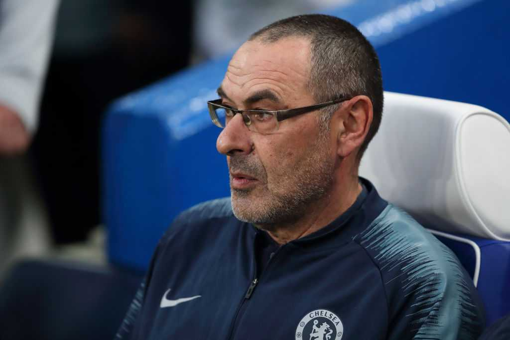 Maurizio Sarri: Former Real Madrid manager wants to replace Sarri at Chelsea