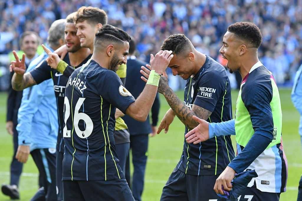 Brighton Vs Manchester City: Twitter reactions on Man City winning Premier league title 2018/19