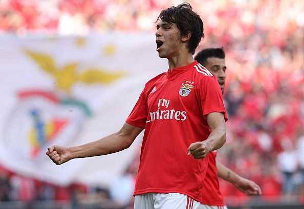 Joao Felix: Man Utd take decision over European prodigy's transfer as Benfica seek £150 million