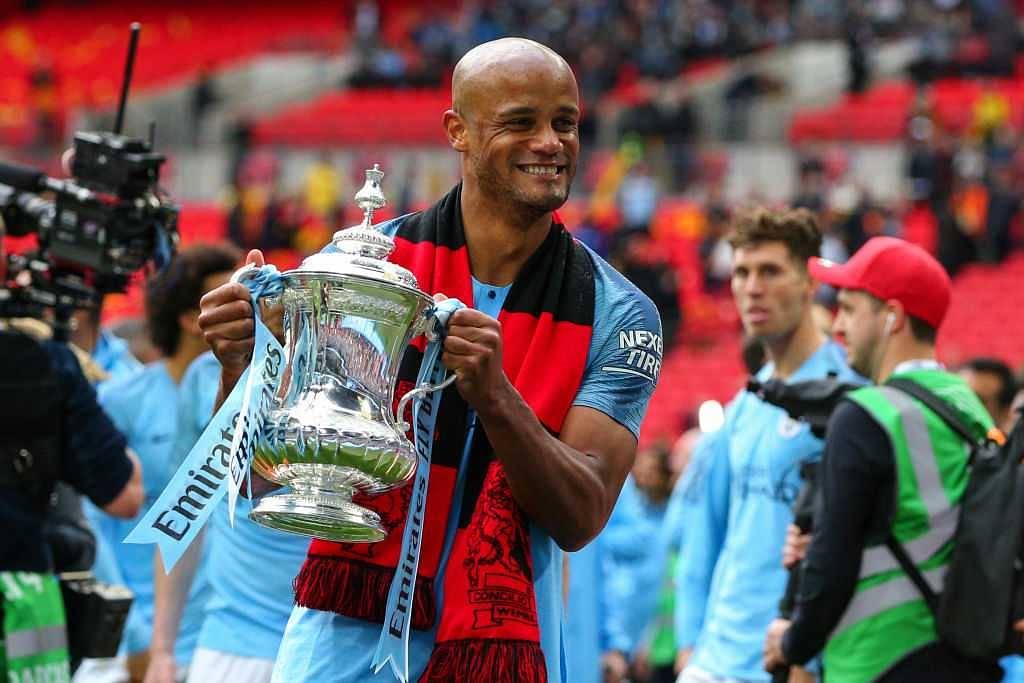 Vincent Kompany: Manchester City captain decides to leave Manchester City