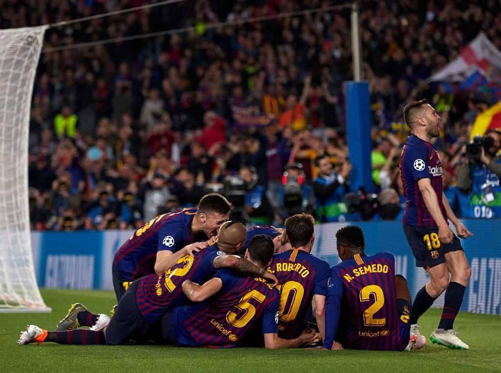 Barcelona news: Burglary at midfielder's home after Liverpool match
