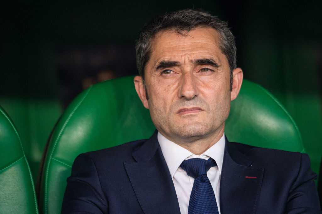 Ernesto Valverde Replacement: Four managers who should replace Valverde in Barcelona
