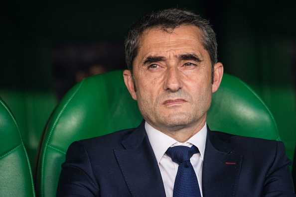 Ernesto Valverde Replacement: Barcelona prepare four man shortlist to replace Valverde | Barcelona News