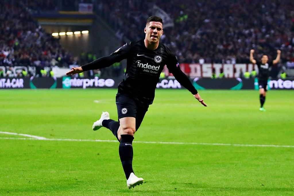 Luka Jovic: Real Madrid set to land 21-year-old sensation for massive fee