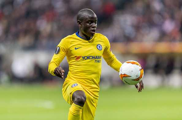 N'Golo Kante Injury News: Maurizio Sarri provides huge update on Kante's availability for the Europa League final