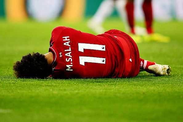 Mohamed Salah: Huge injury update on Liverpool star ahead of Barcelona clash