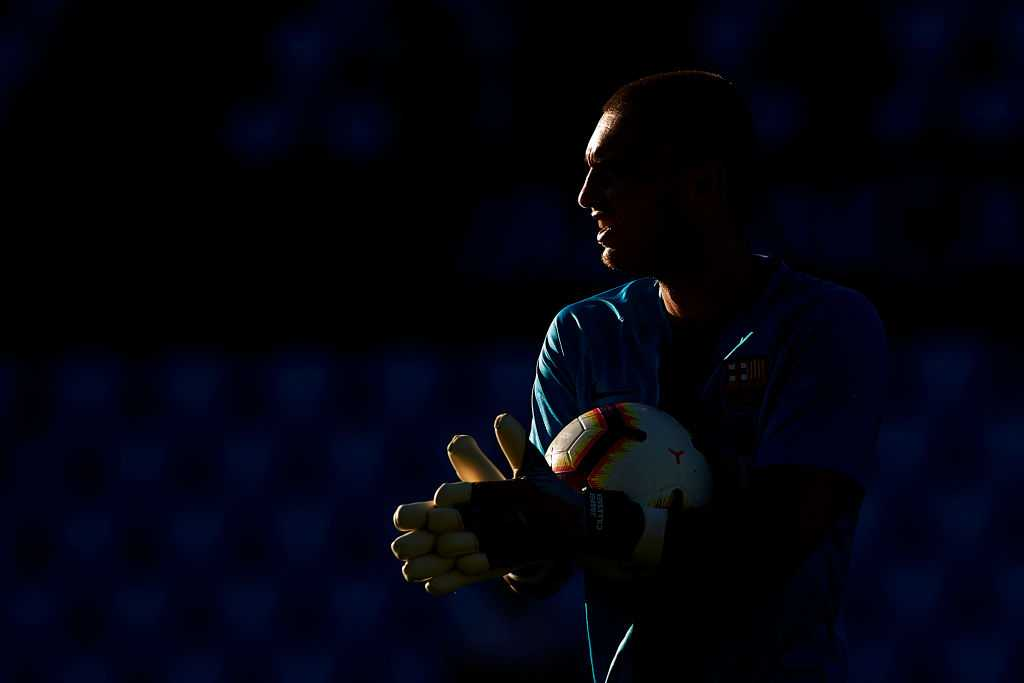 Barcelona news: Blaugrana goalkeeper claims to join Ronaldo in Juventus