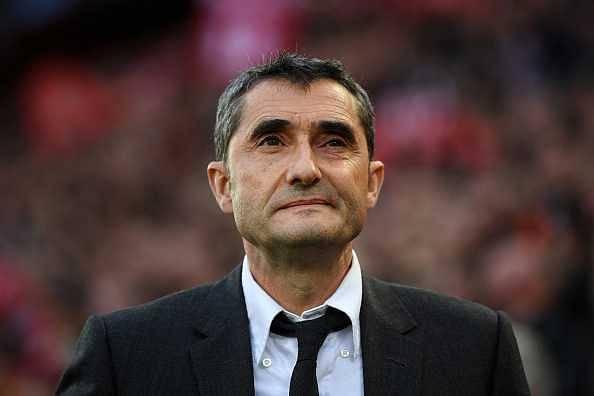 Ernesto Valverde: Barcelona board take huge decision on Valverde's future at Nou Camp amidst exit rumours