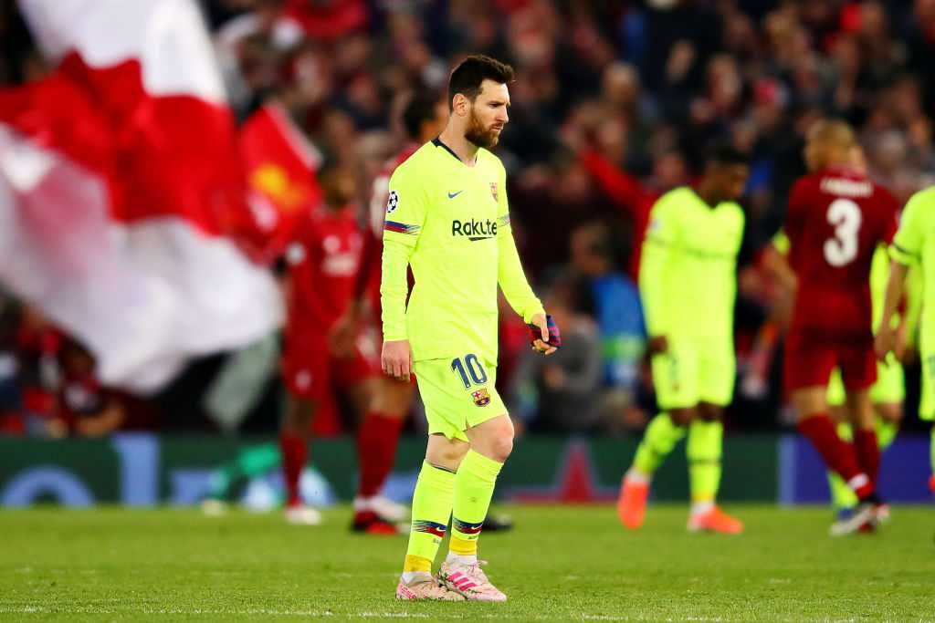vLionel Messi: Barcelona captain names three players who should leave Barcelona in summer transfer window