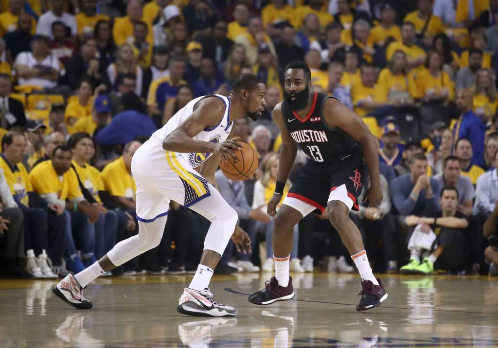 Kevin Durant injury update vs Rockets: Official update on Durant's apparent Achilles injury with a calf strain being the real reason