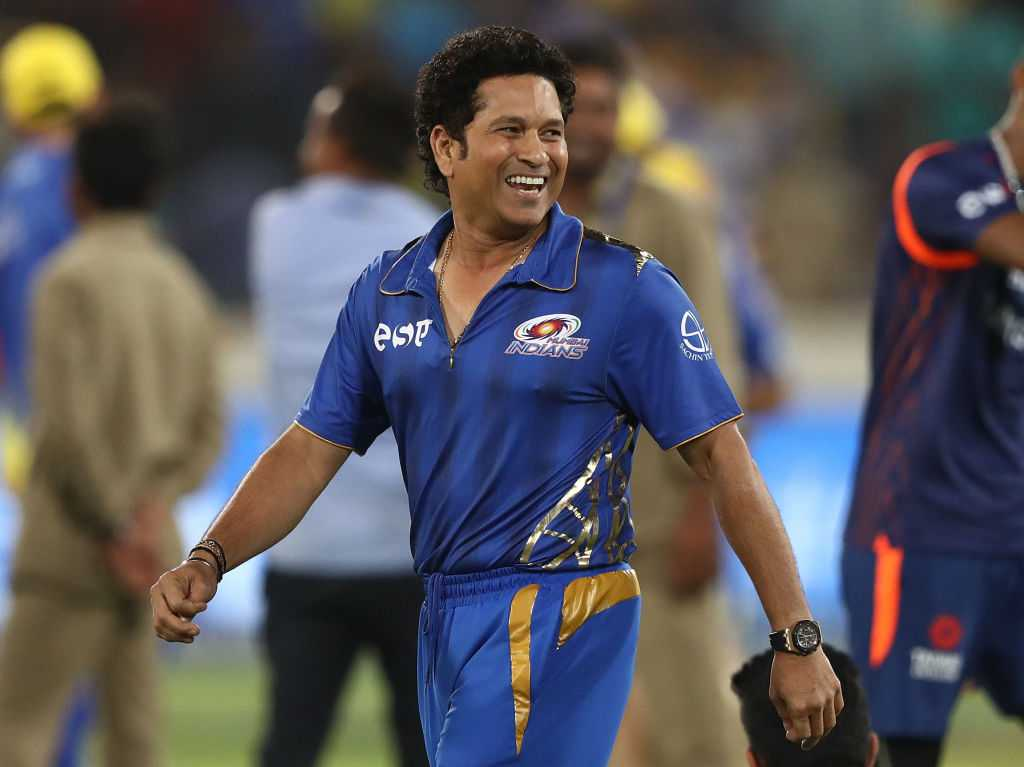 Sachin Tendulkar : Indian legend gives his opinion on India's no.4 at CWC 2019