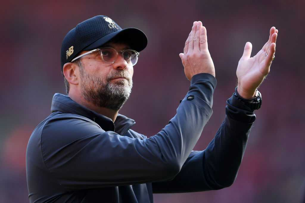 Jurgen Klopp: Liverpool Manager gives massive statement on links with Juventus