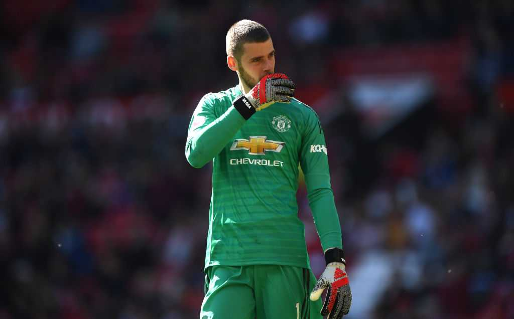 David De Gea: Manchester United spots De Gea replacement ahead of transfer window