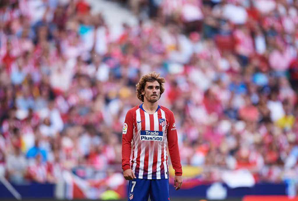Griezmann to Man City: Mancheter City devies weigh to beat Barcelona to sign Griezmann