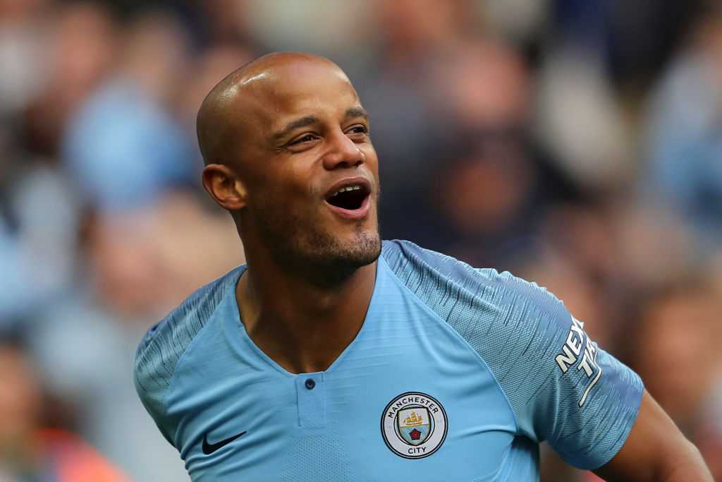 Vincent Kompany: Manchester City defender to be new player-manager of Anderlecht