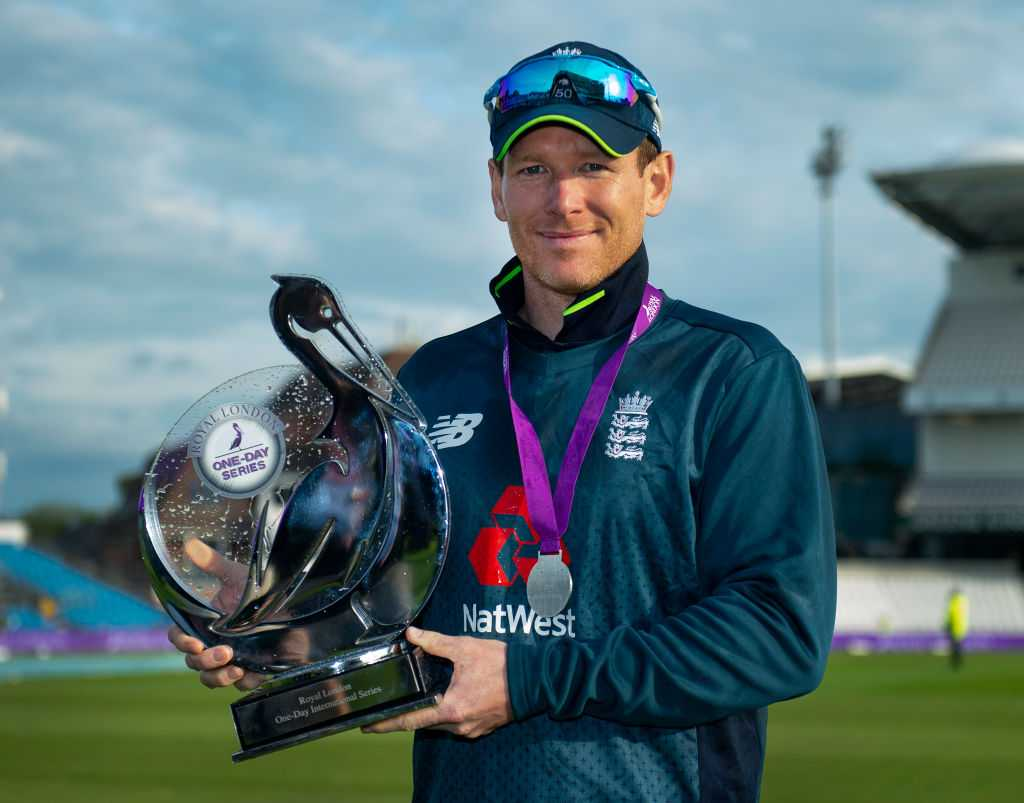 Eoin Morgan Injury : England captain gets injured ahead of England vs Australia Warm-up match | ICC Cricket World Cup 2019