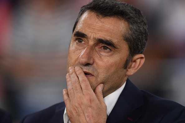 Ernesto Valverde: Barcelona manager to be sacked today following Champions League and Copa Del Rey humiliation