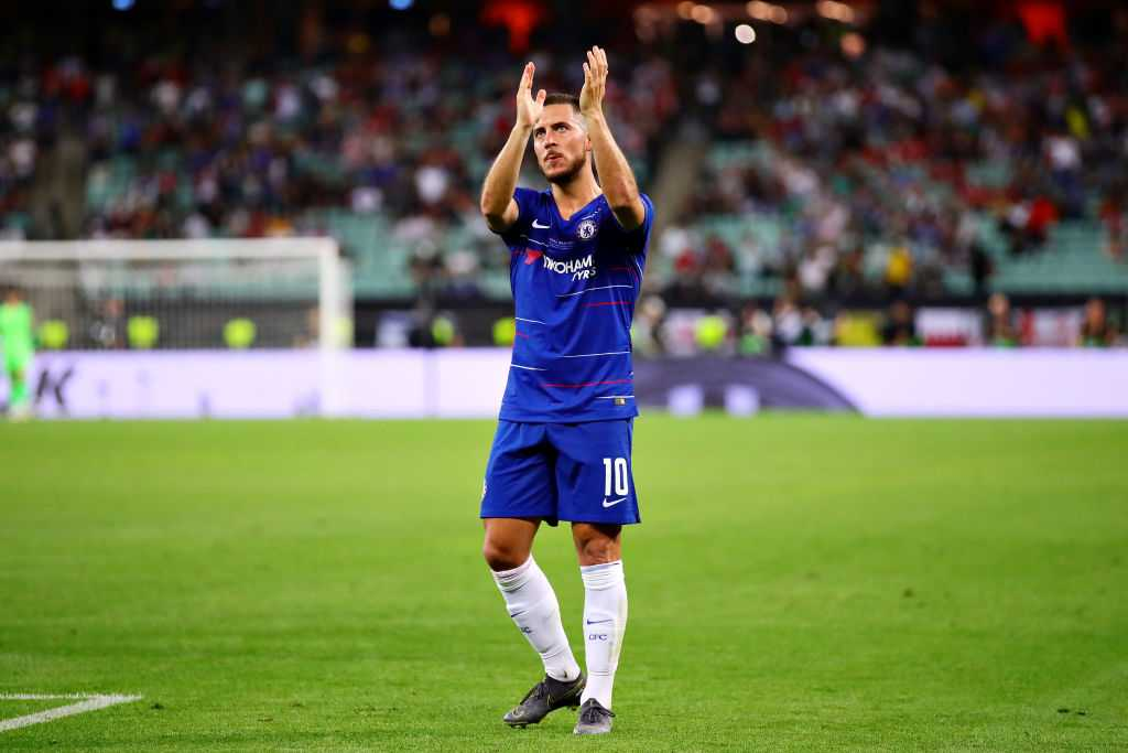 Eden Hazard: Chelsea superstar announces transfer to Real Madrid after Europa league final
