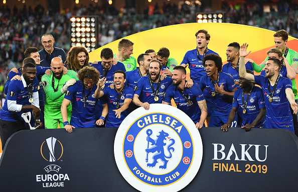 Chelsea Vs Arsenal: Twitter reactions on Chelsea's thumping 4-1 victory over Arsenal to win the Europa League