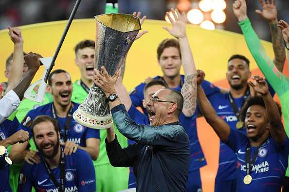 Maurizio Sarri to Juventus: Major breakthrough in Chelsea manager's move to Juventus after Europa League triumph