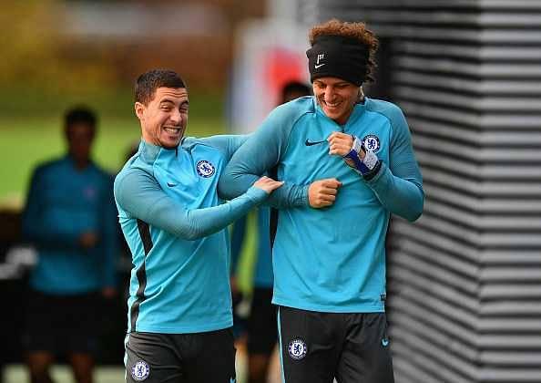 Eden Hazard Replacement: David Luiz throws massive hint at Eden Hazard's replacement at Chelsea
