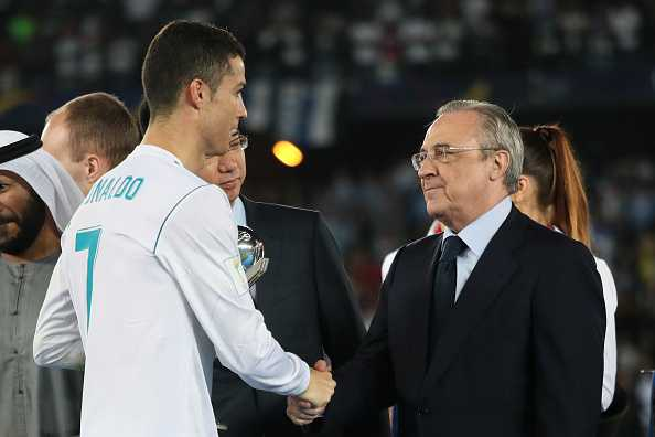 Cristiano Ronaldo: Florentino Perez discloses the true reason behind Ronaldo's departure from Real Madrid