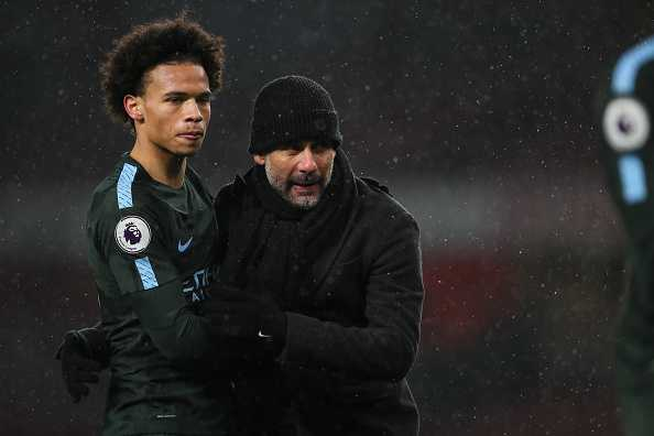 Man City Transfer News: Leroy Sane Manchester City future decided by Pep Guardiola
