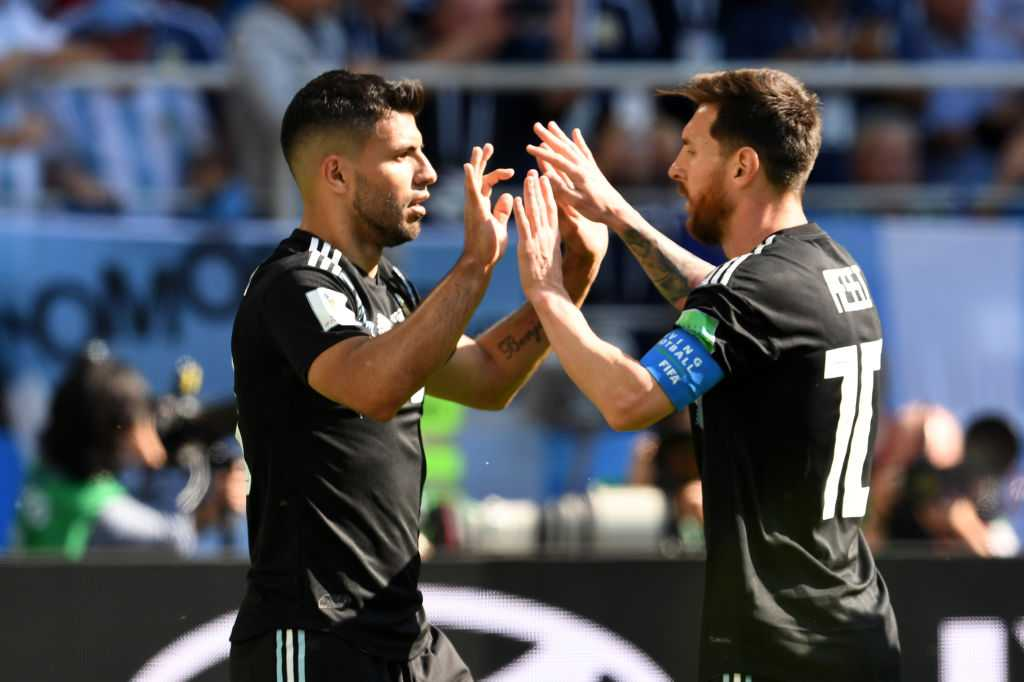 Lionel Messi: Sergio Aguero opines on Ballon D'Or winner, excludes Messi from the list