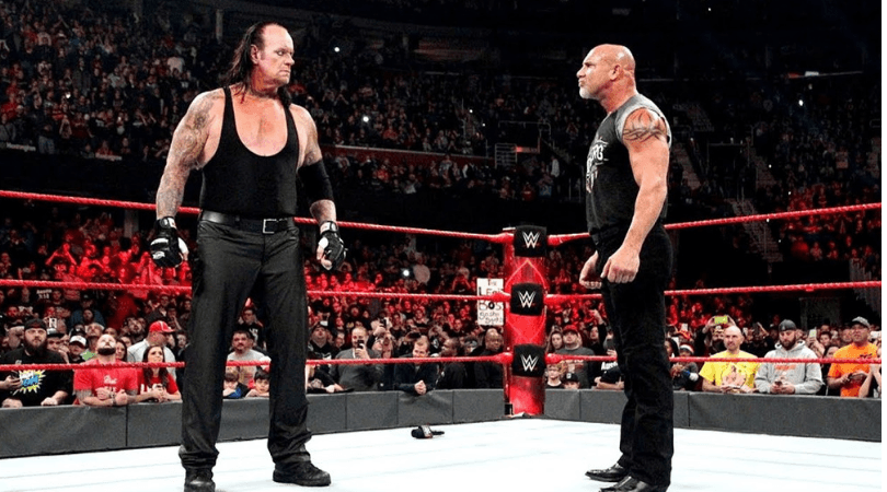 Goldberg vs The Undertaker for the first time at Saudi Super Showdown! | WWE News