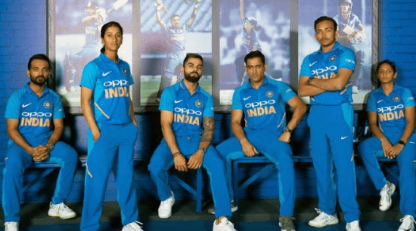 Indian Cricket Team Jersey: India to don new away jersey in ICC Cricket World Cup 2019