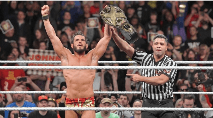 Johnny Gargano: NXT Champion Reportedly Dealing With a Bad Knee | WWE News