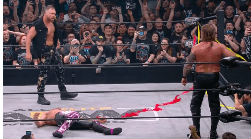 Jon Moxley: Former WWE Champion joins ALL Elite Wrestling