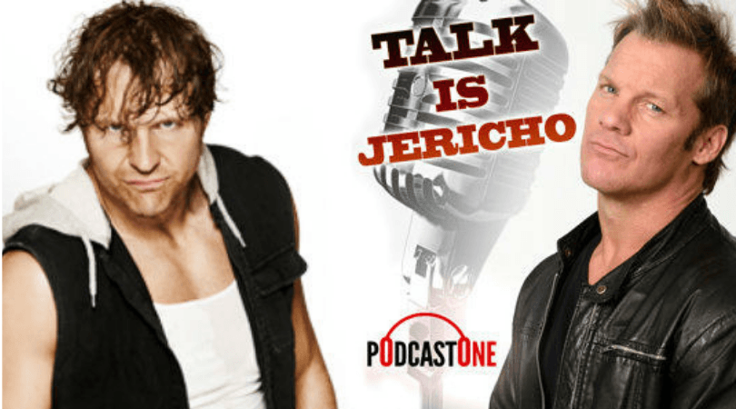 Jon Moxley: The Emancipation of Moxley becomes the highest rated episode of Talk is Jericho