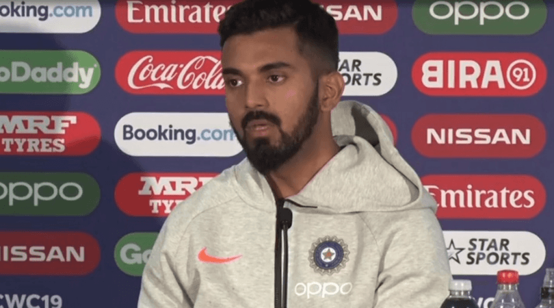MS Dhoni: KL Rahul expresses joy batting with Dhoni ahead of ICC Cricket World Cup 2019