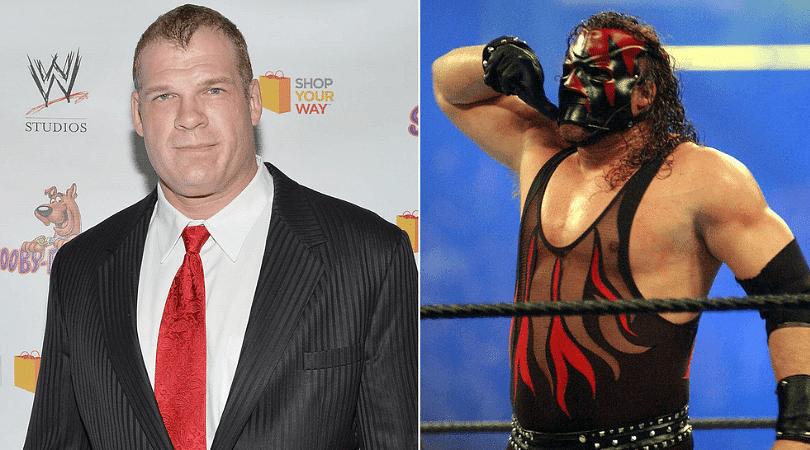 WWE News: WWE legend Kane Chokeslams a man through a table during his Mayor's speech