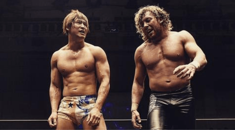 Kenny Omega: Watch 'The Cleaner' breakdown while discussing Kota Ibushi at the StarrCast Panel