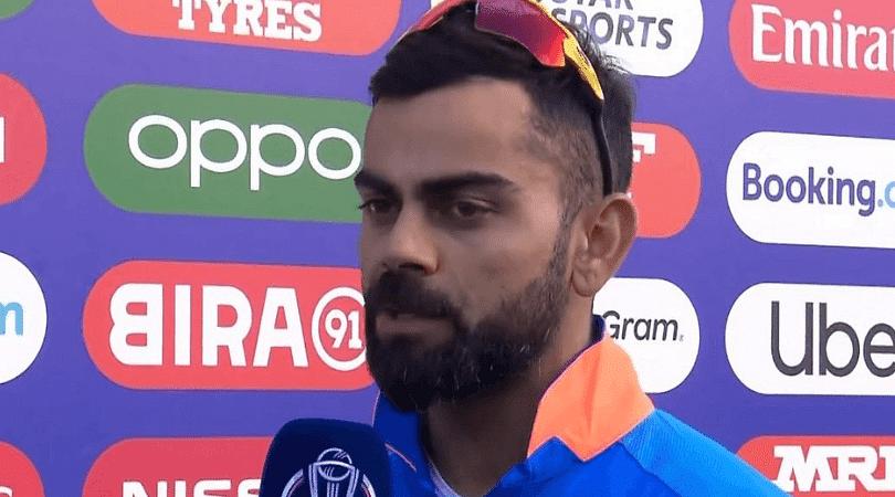 Virat Kohli opens up on KL Rahul batting at Number 4 in ICC Cricket World Cup 2019