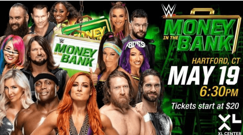 WWE Money in the Bank 2019 Results: Matches, Live Updates and Results